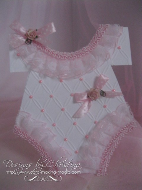 Frilly Baby Onesie