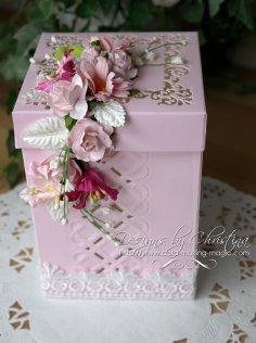 Floral Gift Box