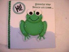 Frog Prince !!