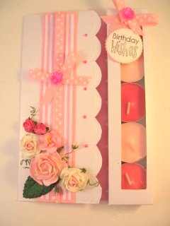 Tealight Candle Gift Box