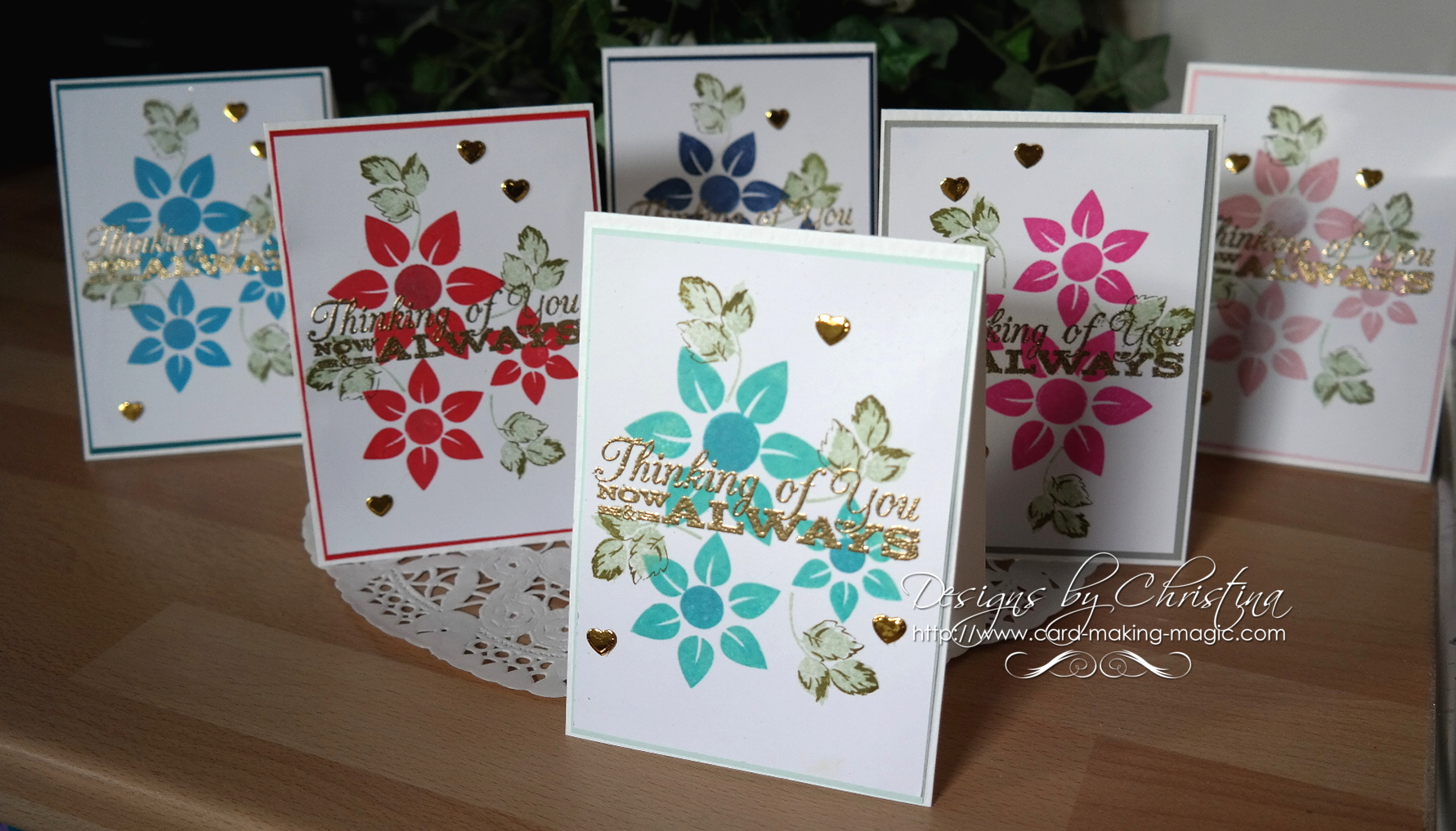 Multi stamping with the Misti