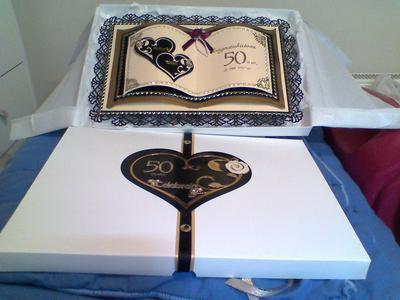 50th anniversary and box