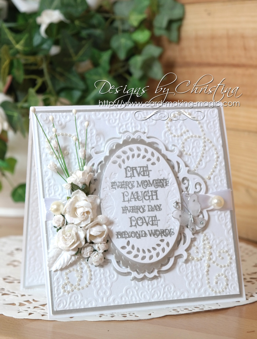 Spellbinders Victorian Garden Collection