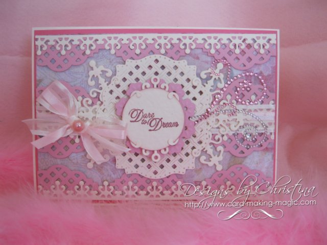 Spellbinders Lattice Accents and Motifs