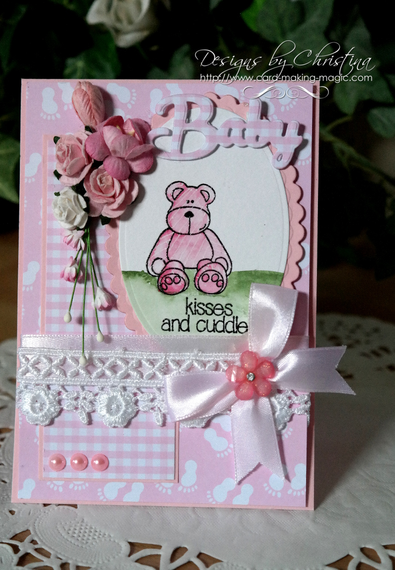Card Making Magic Ideas Part - 47: There Are So Many Ideas Around For This Special Occasion And So Many Ways  That You Can Dress This Card