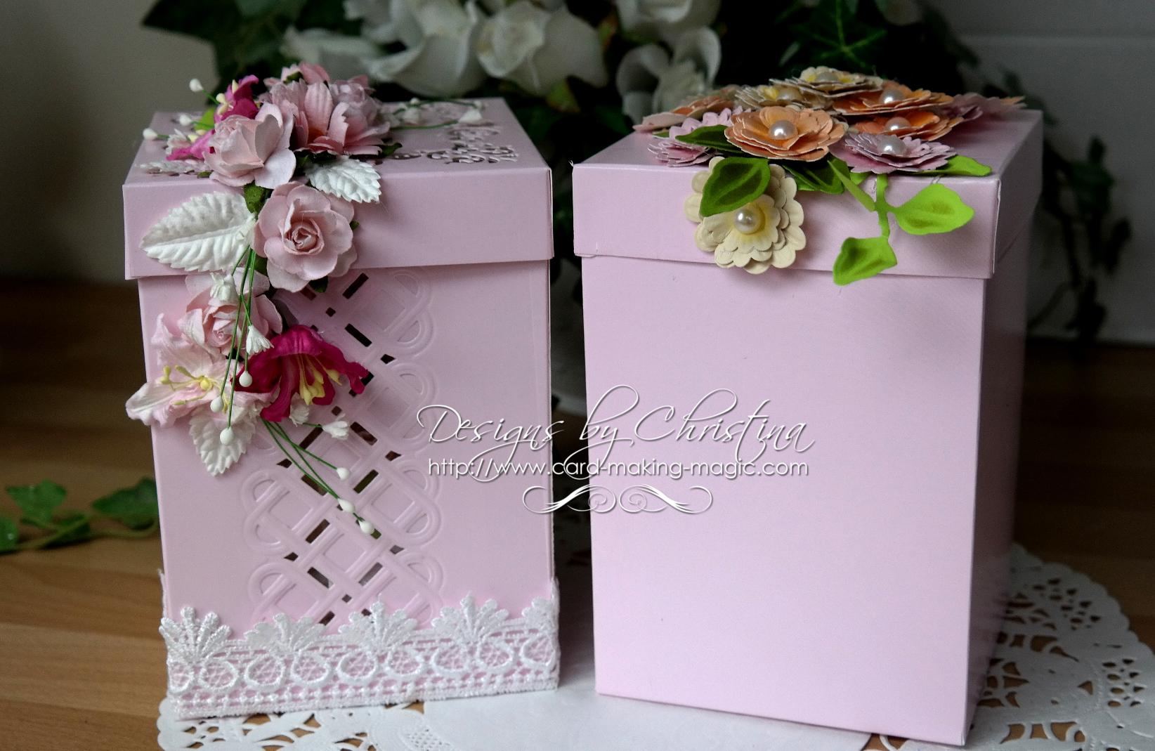 Gift Box - Plain or Fancy