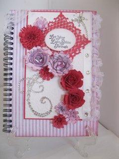 Spellbinders Spiral Blossoms