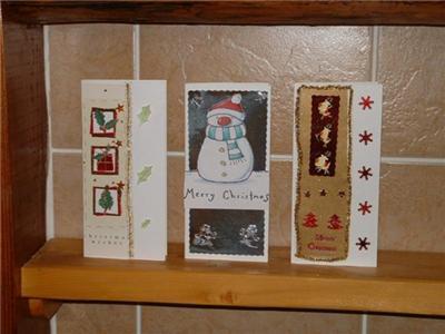 Christmas cards '09