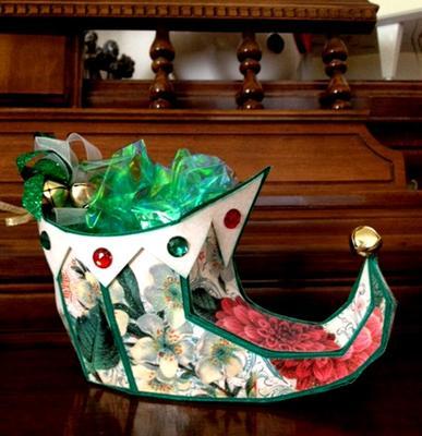 Santa's Special 3D Elf Shoe