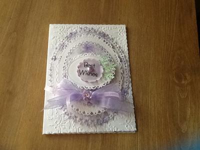 Lavender birthday