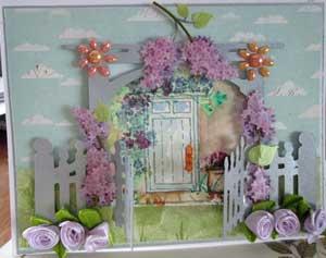 Country Cottage Door