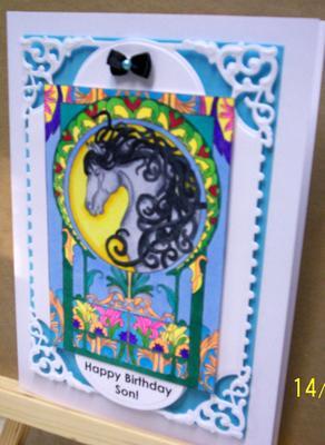 Danny's Birthday Card