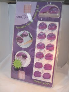 Purple Cows paper cutter