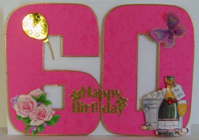 Enjoy Your 60th