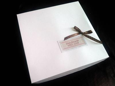The Box for the card