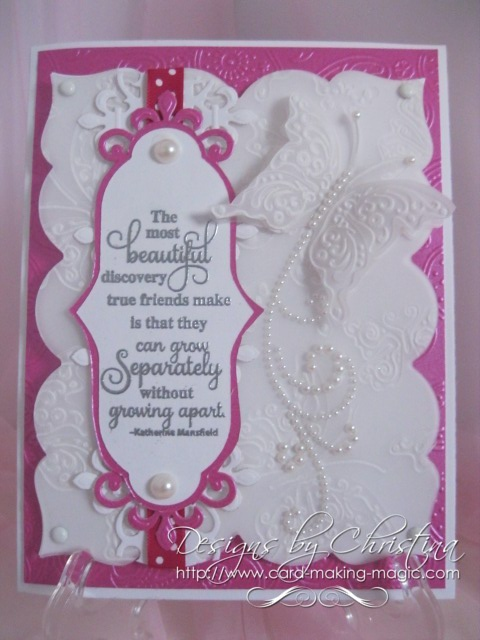 Spellbinders Grand Labels Twenty Three