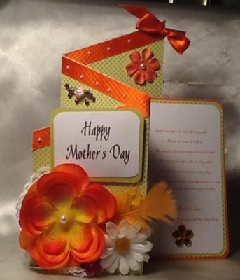 Orange card,