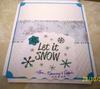 Inside of Snowflake Card