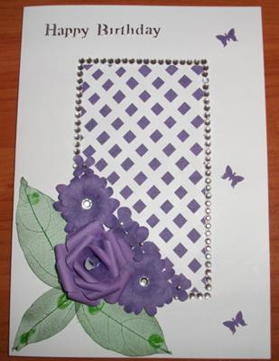 Trellis Card