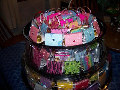 3 Tiers of Purses