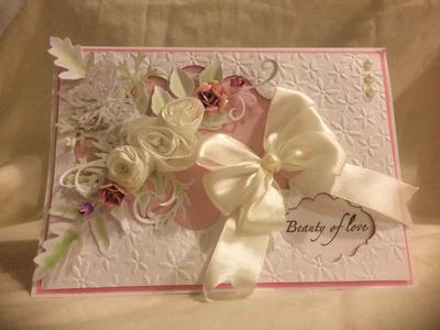 Birthday Card, front view