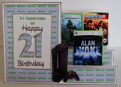 Have  an  XBOX  21st Birthday