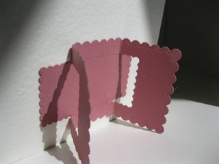how to make card stand