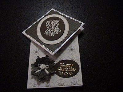Diamond Top card