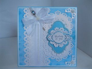 Spellbinders Floral Doily Accents and Motifs
