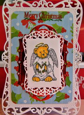 Merry Teddy Christmas