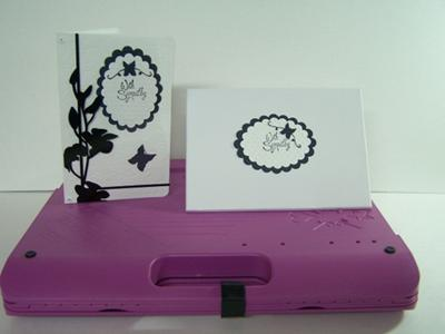 Simply Elegant Sympathy Card & Envelope