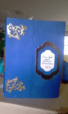 The Book Card Cover'
